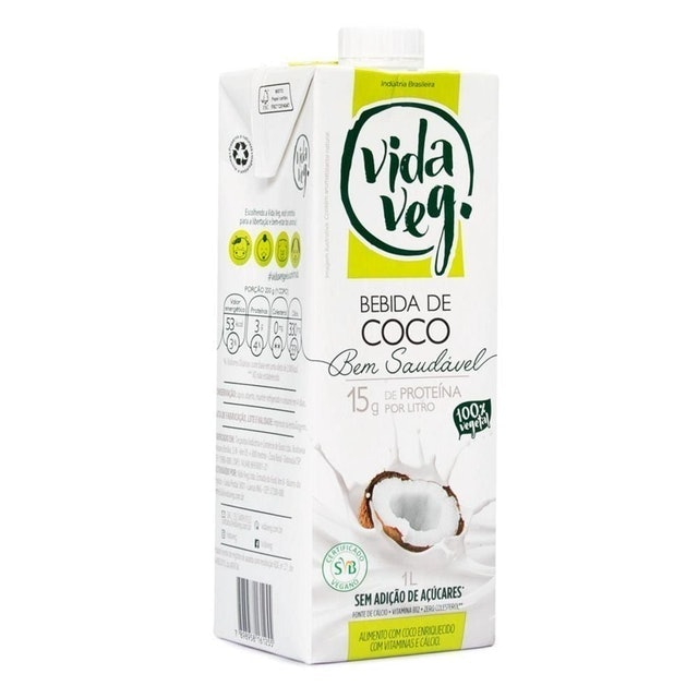 Vegetable Milk: Top 10 Best Leites Coco To Drink In 2020 (Ducoco, Do Good And More)