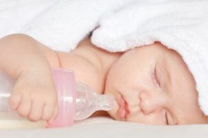 How to help your baby eliminate gases